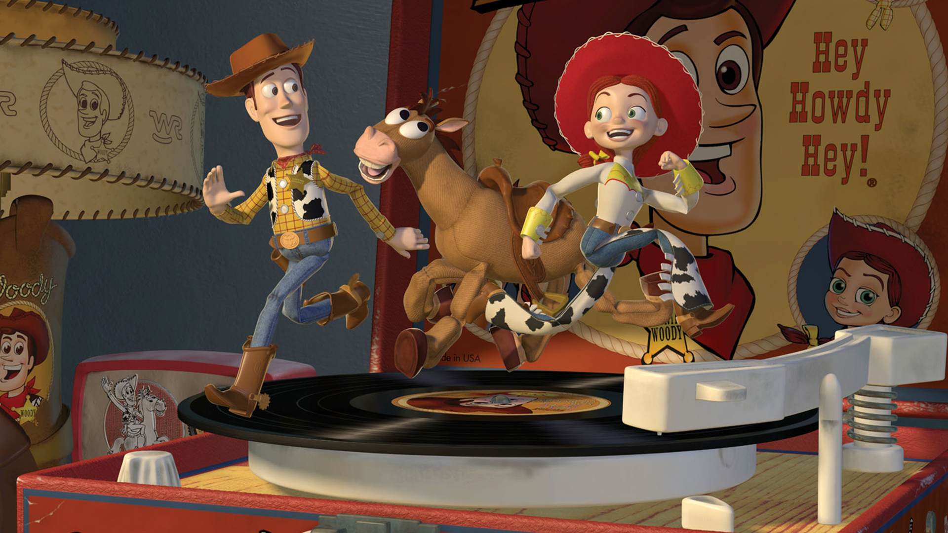 "Celebrate the 25th Anniversary of ""Toy Story"" with ""Toy Story 2"" Now  Streaming on Disney+ 
